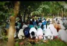 Photo of Boko Haram releases video of 'members observing Eid prayer in Niger state'