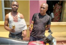 Photo of Motorcycle thieves arrested in Ogun state