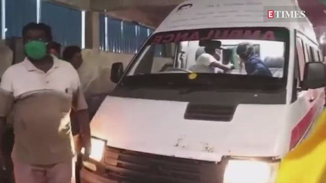 Ambulance drivers unravel the mystery of two ambulances.  Bollywood actor Sushant Singh Rajput's death case has been a mystery for all from the very beginning.