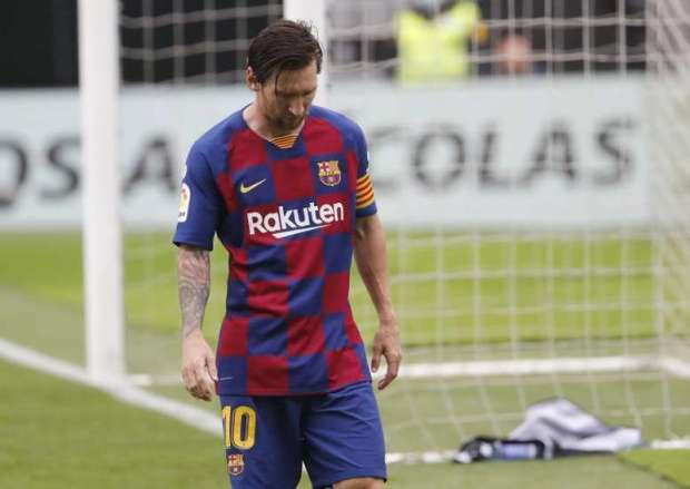 Messi Leaving Barcelona Would Be The Biggest And Most Shocking Transfer In Football History.  If he does leave, which is looking increasingly likely, Messi's departure would be the biggest transfer ever in