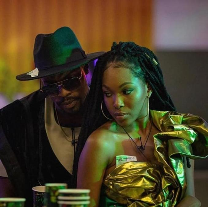Neo explodes over fight with Vee Saying She no longer interested in the relationship.  After the Saturday night party, Ozo approached Neo to settle the fight with Vee