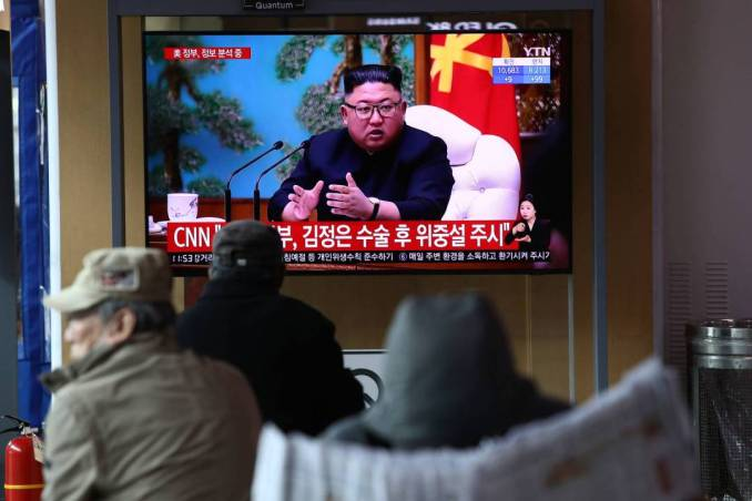 North Korea In Lockdown As First COVID-19 Case Is Suspected.  North Korea's KCNA state news says someone who defected to South Korea three years ago returned