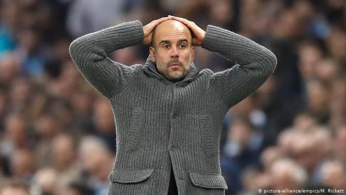 Manchester City Crashes out of the Champions League again.  In a thrilling and drama-filled conclusion, VAR allowed a Dembele breakaway goal to stand despite an apparent