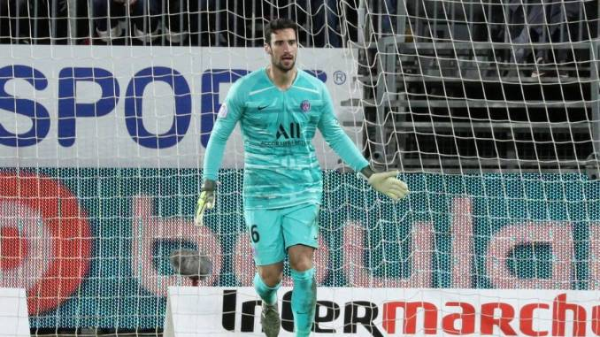 Leicester considering Sevilla goalkeeper Sergio Rico as a replacement for Kasper Schmeichel.  According to the Mirror, the Foxes have been watching Sevilla goalkeeper