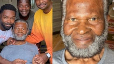 Photo of Actor David Oyelowo loses dad to colon cancer
