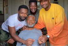 Photo of David Oyelowo Pays Tributes After Losing Father To Colon Cancer.