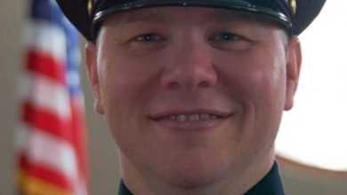 Photo of Cleveland officer's shooting death followed by more bad news