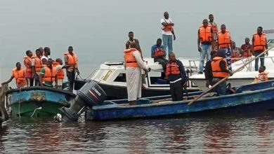 Photo of Eight women, children on way to naming ceremony die in canoe accident.