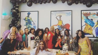 "Photo of Inside Tiwa Savage's Surprise ""Celia"" Album Party"