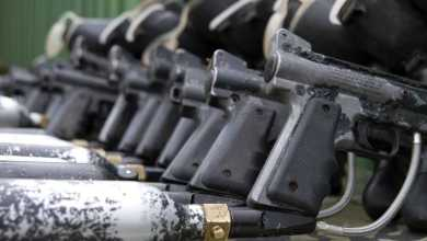 Photo of Paintball shootings in Los Angeles raising police concerns