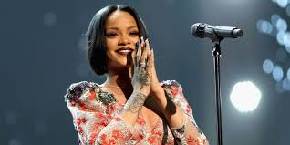Photo of Rihanna on new album: 'I just want to have fun with music'