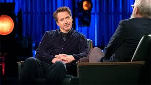 Robert Downey Jr. Talks Prison & The Letter He Got From Jodie Foster.  Robert Downey Jr. sat down with David Letterman and opened up