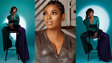 2Baba's wife, Annie Idibia celebrates 36th birthday with delectable photos
