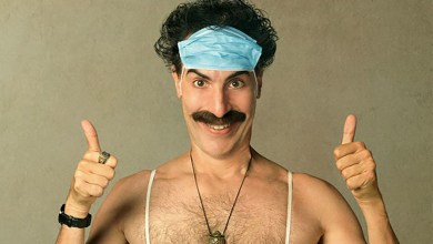'Borat 2' composer wants to perform 'Wuhan Flu' song at next year's Oscars