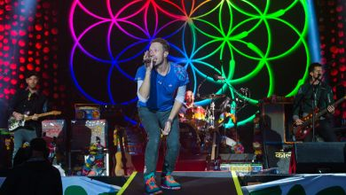 Coldplay donate signed Fender guitar to raise funds for Gloucestershire primary school