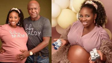 Couple Excited As They Welcome A Set Of Twins After 16 years Of