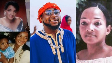 Davido remembers and celebrates his late mother on her birthday