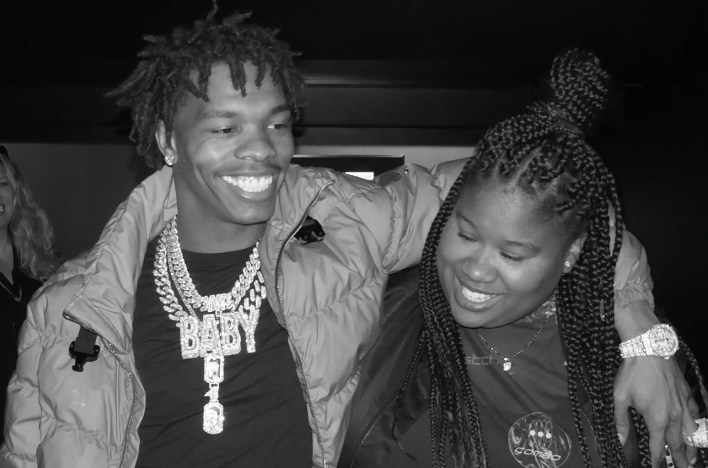 """Lil Baby's visceral protest single, """"The Bigger Picture,"""" released at the height of the Black Lives Matter marches in June, hit close to home for Britney Davis"""