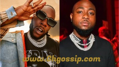 'Some People Can Perform But Can't Sing'- Burna Boy Comes For Davido After He Gained 2nd Grammy Nomination