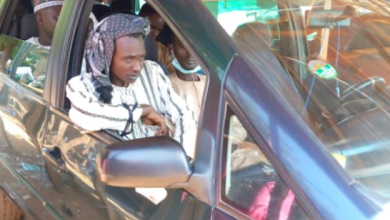 Suspected kidnapper nabbed after boarding a vehicle owned by one of his victims