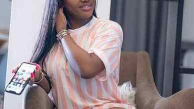 Davido's Fiancee Chioma's Photo Exposing Her Panties In Between Her Thighs Causes Stir