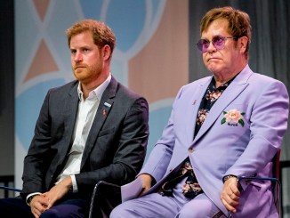 Elton John appears on Prince Harry and Meghan Markle's new podcast