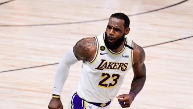 LeBron James Reacts To TIME Magazine Honor