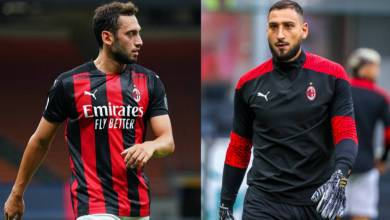 Milan's offers to Donnarumma and Calhanoglu outlined as PSG and Napoli press