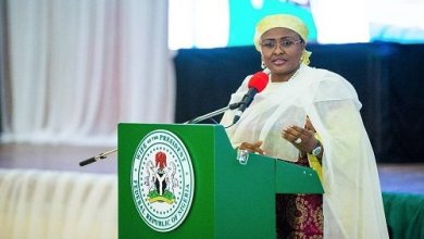 Christmas Celebration: First Lady Aishat Buhari reaches out to the poor