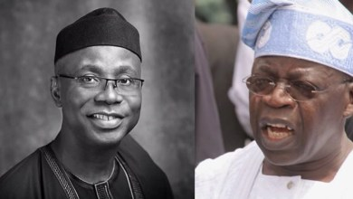 Those who are envious of Tinubu and those who desire to take his power slot should stop their useless talk about him - Pastor Tunde Bakare