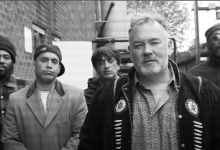Watch Stewart Lee front Asian Dub Foundation for 'Comin' Over Here' video