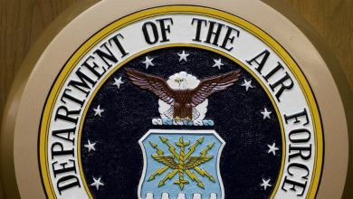 Barrett among six top Air Force officials to step down
