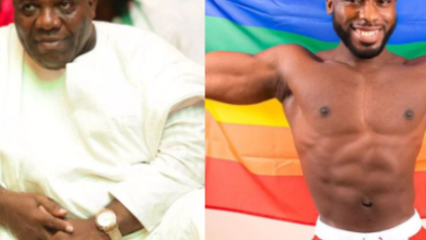 Bolu is not a criminal. He lives in France where Homosexuality is not a crime - Doyin Okupe speaks about his son