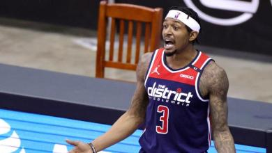 Bradley Beal Looked Miserable After Another Wizards Loss