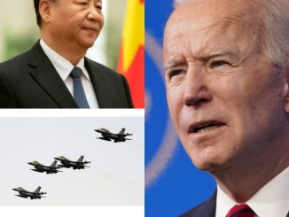China flies about 28 warplanes close to Taiwan in early test of Biden