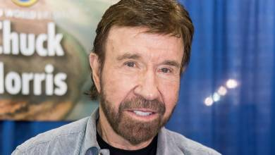Chuck Norris denies being at Capitol riots after photo of lookalike goes viral