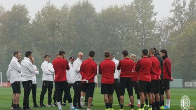 CorSera: Pioli gives speech to Milan squad at Milanello after Atalanta defeat