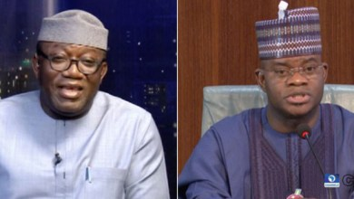 Do not risk the lives of your citizens - Governor Fayemi tells Governor Bello after he claimed that