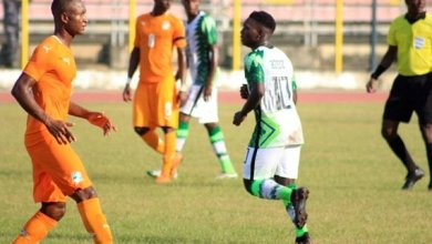 Golden Eaglets fall to Junior Elephants