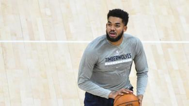 Karl-Anthony Towns Delivers One Final Message To 2020