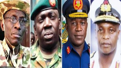 Northern governors, Zulum, Oyetola welcome service chiefs