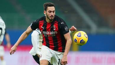 Reports: Calhanoglu the latest to enter the treatment room