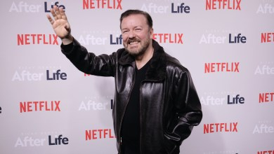 Ricky Gervais reportedly turned down offer to do first stand-up set in space