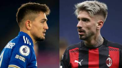 Roma could send Leicester loanee to Milan in swap deal involving Castillejo