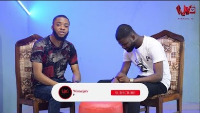 The Best Rapper In Africa Mavemindz Freestyle On Lets Talk With Mc Winner | Winnaijatv