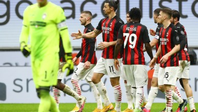 All the key stats from Milan's win over Crotone