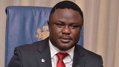 Ayade swears-in Ikpeme as Cross River Chief Judge Monday