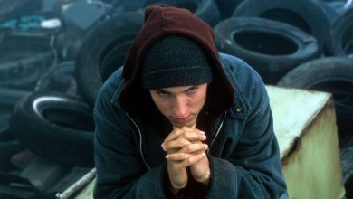 Eminem's 'Lose Yourself' has now been streamed over one billion times on Spotify