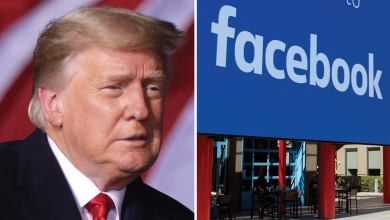 Facebook weighs pivotal decision on Trump ban