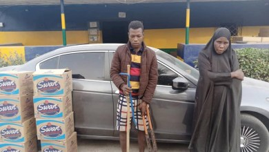Kano Police bust notorious criminal syndicate led by a female ex-convict
